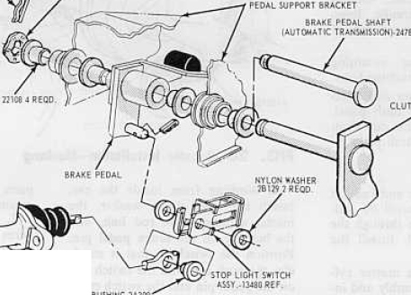 Fluid Acura Civic Integra Prelude Ebay also 575108 1977 With 460 A together with Chevrolet 350 Oil Diagram further 1967 Oldsmobile F85 Wiring Diagram likewise Ford solenoid. on 1969 mustang wiring diagram