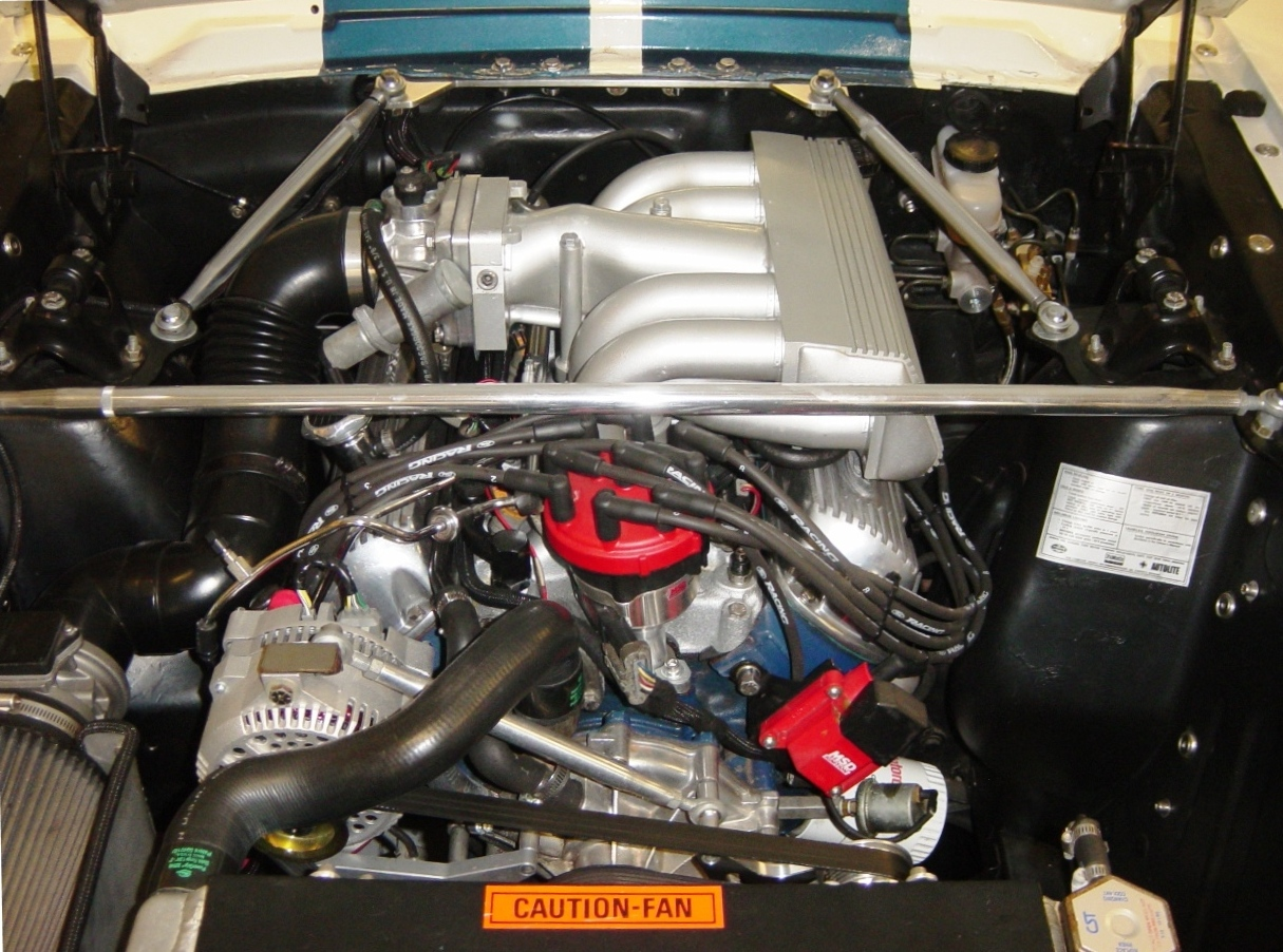 Vintage Mustang Forums Show Us Your Engines